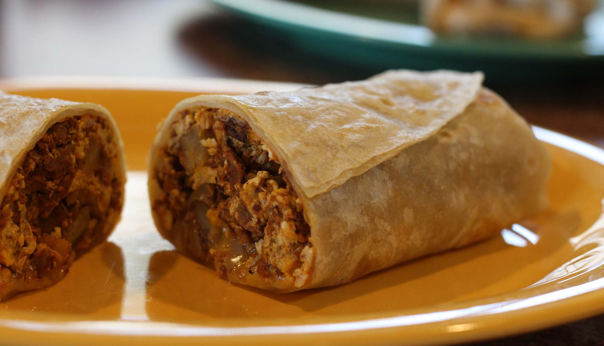 Build Your Own Burrito